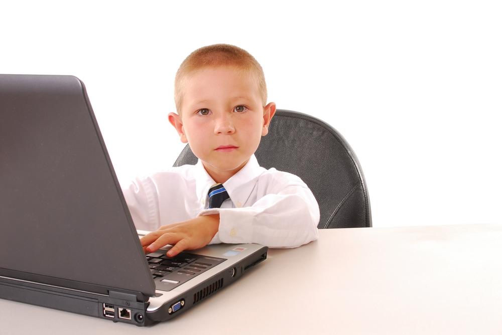 Заработать может даже ребенок