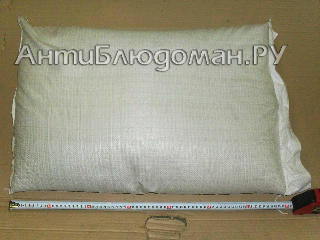 Зеленая сырая гречка в мешке 25 кг