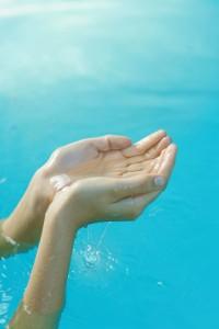 Живительная сила воды